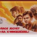 Nyerj két jegyet a Solo-ra X-Wingezéssel!