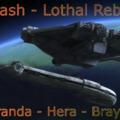 Dash - Lothal Rebel vs Miranda-Hera-Braylen - ToThBeBe ellen