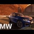 Kocsikázás a Marson BMW X3-mal