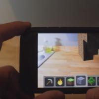 Jön a MineCraft a kiterjesztett valóságunkba