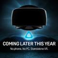 A hónap közepén mutatkozhatnak be az új HTC Vive-ok