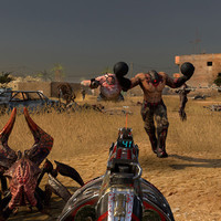 Serious Sam 3 VR: BFE a Steamen
