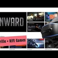 A WindowsVR-on is futnak az Oculus játékai?