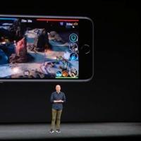 Videón az iPhone 8 AR bemutatója