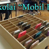 Miért kellene bevezetni az iskolai mobiltartót?