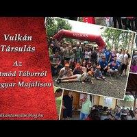 Vulkán Társulás: Az Életmód Táborról a Magyar Majálison