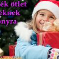 7 ajándék ötlet gyerekeknek karácsonyra