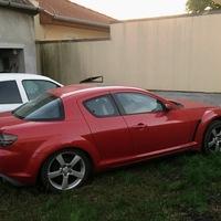 Tréleren a Mazda