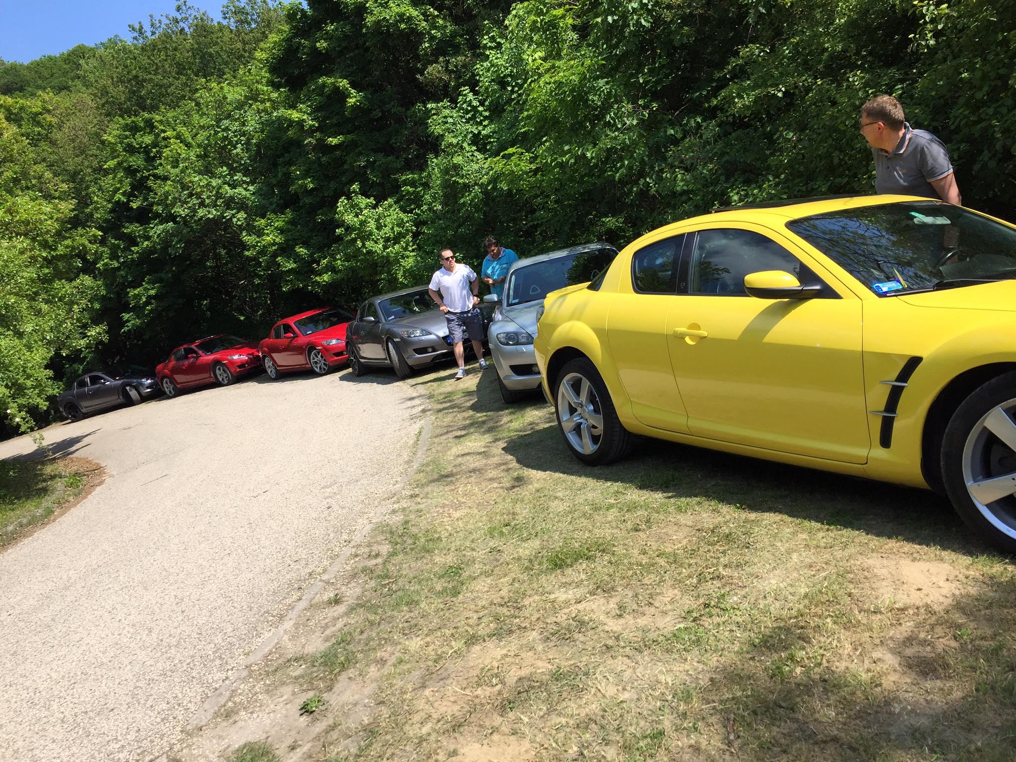 Azon kevés autók egyike, aminek még a sárga is jól áll.
