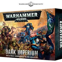 Warhammer 40k Dark Imperium Unboxing
