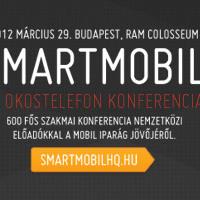Nyerj belépőjegyet a Smartmobil 2012 konferenciára!