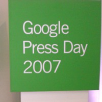 Google Press Day #2 (élőben)