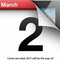 Megerősítve: március 2-án lesz az iPad 2 bejelentés