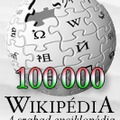 Megszületett a 100 ezredik szócikk a magyar Wikipedián