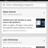 Redizájn december: új YouTube, Facebook app, Twitter app