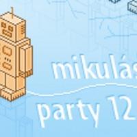 Reminder: Webisztán Mikulás Party