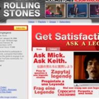 A YouTube-on lehet kérdezni a Rolling Stones tagjait