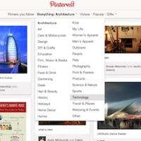 A Pinterest az új Tumblr/Twitter/Facebook