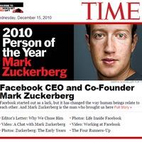 Mark Zuckerberg az év embere a TIME magazin szerint