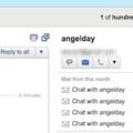 Gmail újdonság: people widget