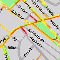 Jitti: dugóelkerülő mobil app budapesti autósoknak