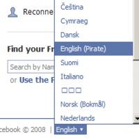 Kalózok támadtak a Facebookra, aaarr