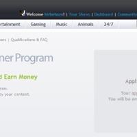 Bevételmegosztás a Ustream.tv-n