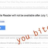 A Google kinyírja a Readert - merre tovább?