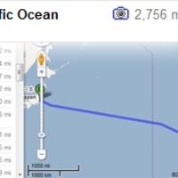 A Google már nem ajánlja az úszást New York és London között