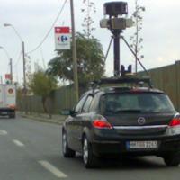 Megjelentek a Google fekete autói Bukarest utcáin