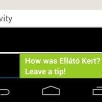Foursquare dizájnfrissítés Androidra: egy újabb jó kör