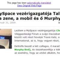 Bréking: megjelent a magyar nyelv a Google Translate-ben