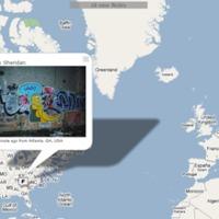 Twittervision, Flickrvision,... csakazértis sikeres mashupok