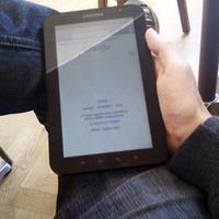 Kávéhoz: Galaxy Tab a kézben, egy klikkel rootolni, jön az Amazon