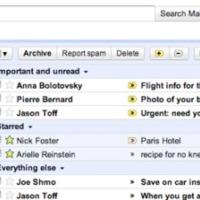A Gmail kiválogatja helyetted a fontos emaileket az inboxodban