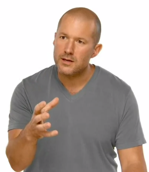 jonathan ive apple design