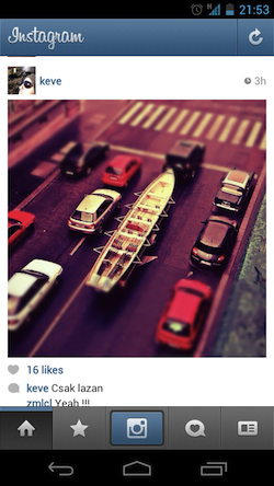 instagram tilt-shift