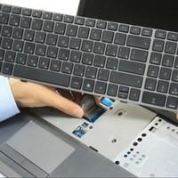 Laptop billentyűzet csere vagy javítás