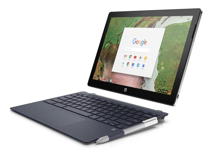 hp chromebook x2 laptop