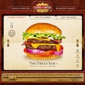 Ínycsiklandó design: Cheese & Burger Society