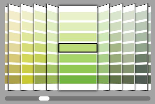 Colorjive paletta
