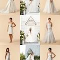 Mit viseljen a menyasszony? - Watters and Watters - 2010 tavaszi kollekció