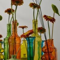 Színek, formák, üvegek és csipke, avagy cukiságok egy felvonásban