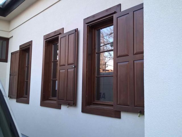Wekerlei modern ablakok
