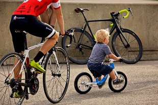 Erre az 5 dolgora figyeljünk, amikor a gyereknek (futó)biciklit választunk