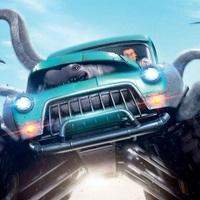 Szörnyek az autóban - Monster Trucks kritika