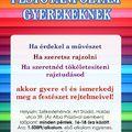 Rajz- és festőtanfolyam indul Gyerekeknek és Nyugdíjasoknak Székesfehérváron