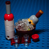 Legolanden is menő borozni