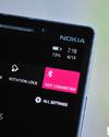 Viszlát, Nokia Lumia