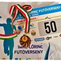 XII. Imre-Lőrinc futóverseny